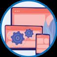 Order Creation via On-Line Portal or API